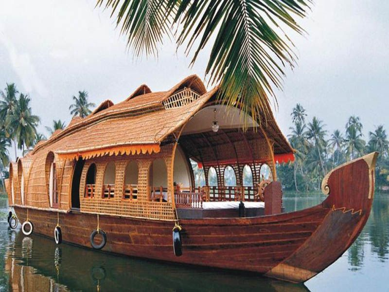 Kollam Backwater Houseboats