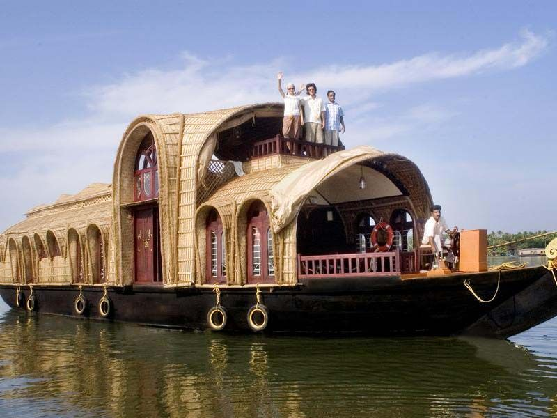 Houseboat Tour Packages In Kollam