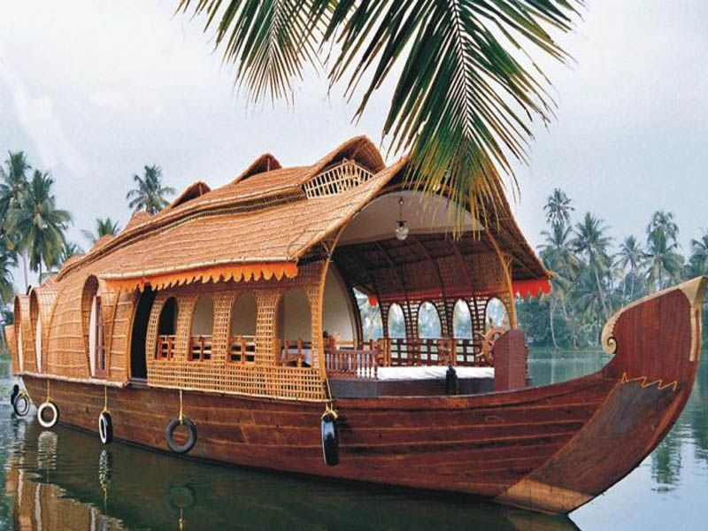 Kumarakom Houseboat Day Trip