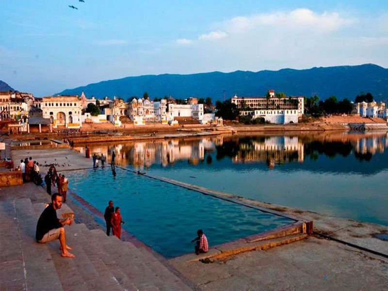 Delhi To  Pushkar Golden Triangle Tour