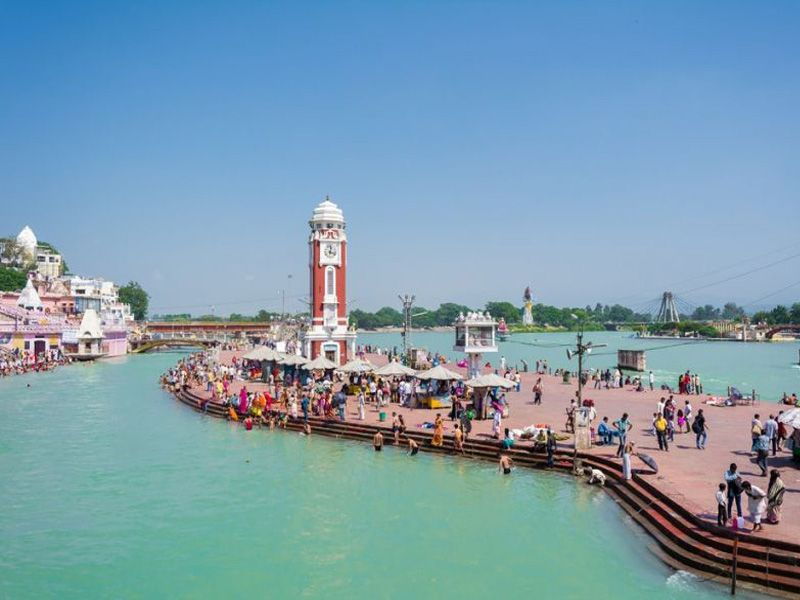 Agra To Haridwar Golden Triangle Holidays