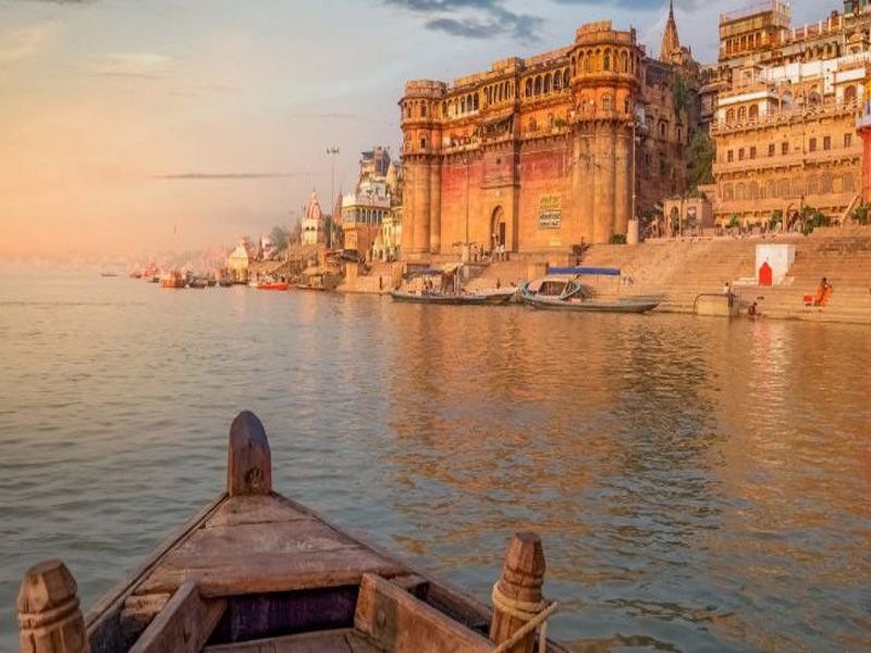Delhi  Agra  Jaipur Varanasi Golden Triangle Tour Package