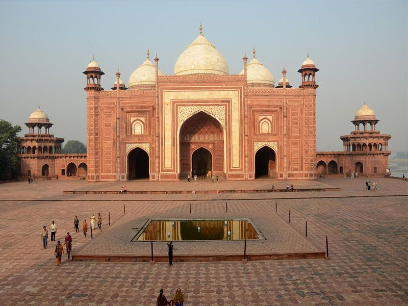 North India Tour Places