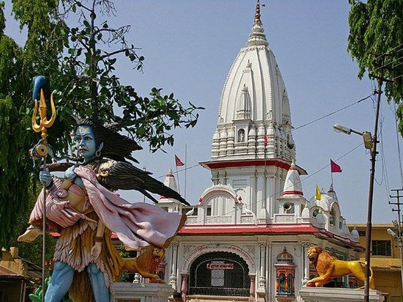Chandi Devi Temple Photos In Haridwar
