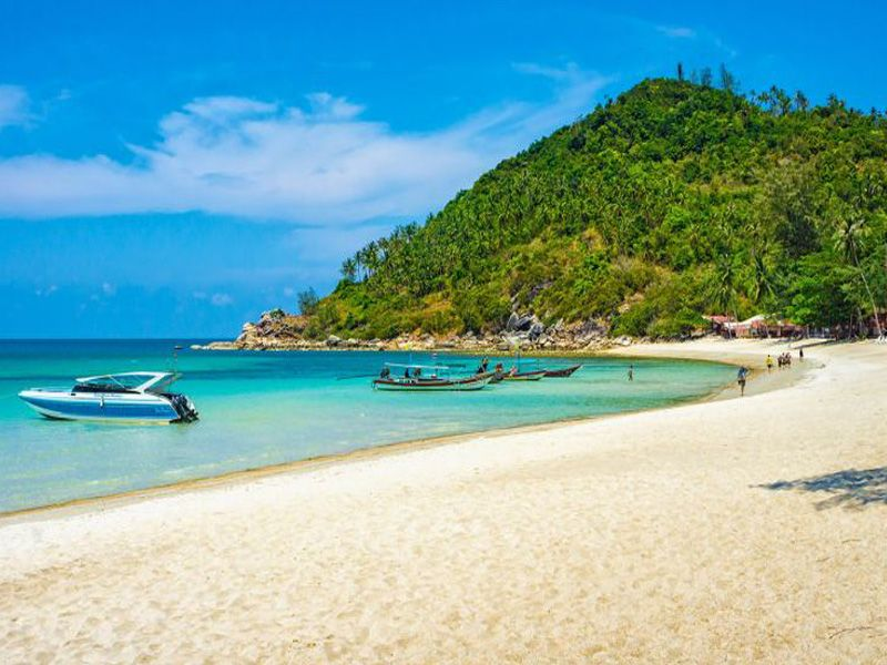 Top Most Places In Thailand