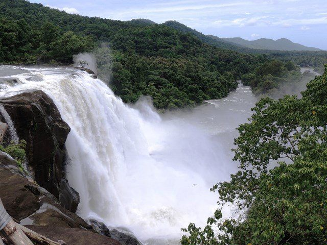 Athirapally Vazhachal Tourist Places In Thrissur