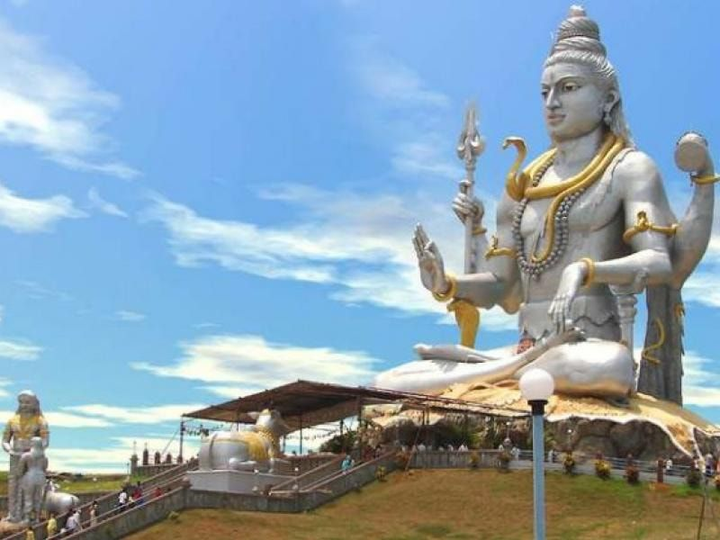 Second Largest Shiva Statue In The World