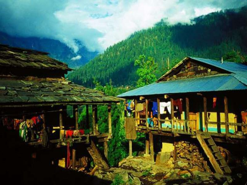 Blogs About Two Ancient Himalayan Villages
