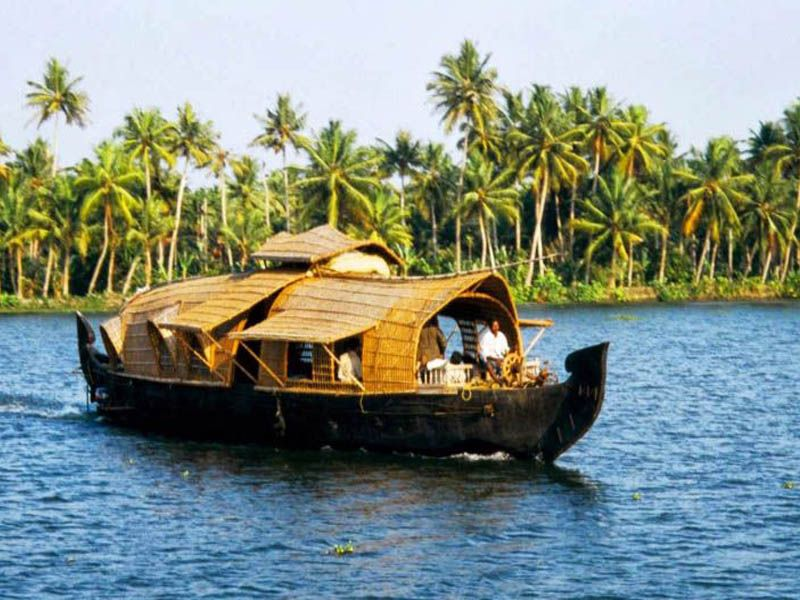 Best Kumarakom Houseboat