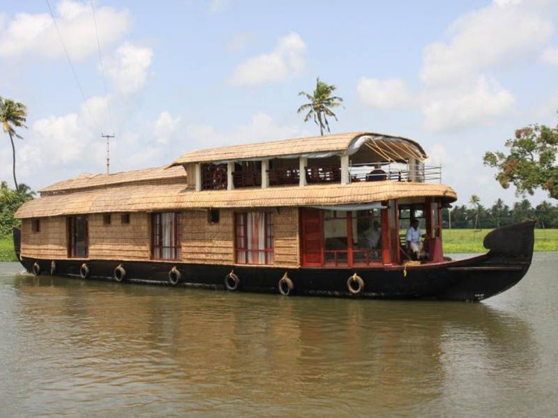 Kumarakom Houseboat Booking