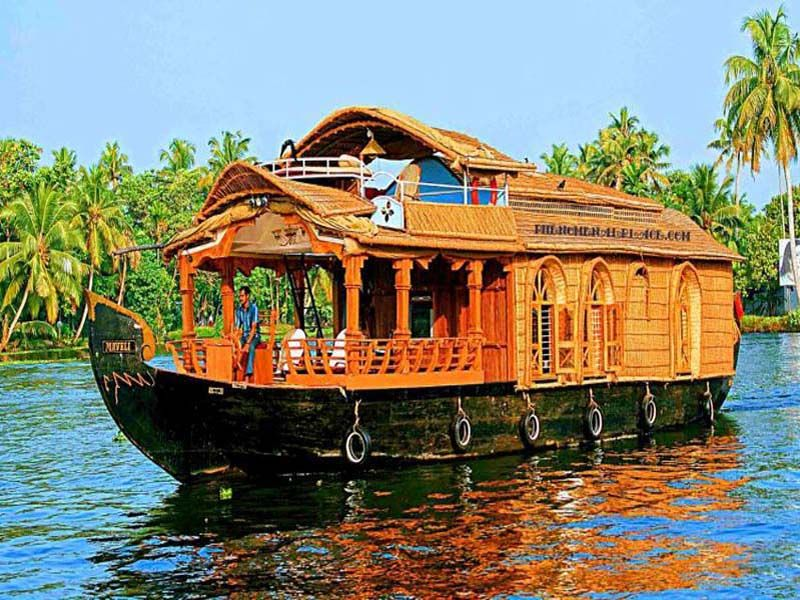 Cheapest Houseboat In Kollam