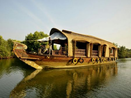 2 Bed Houseboat Kollam