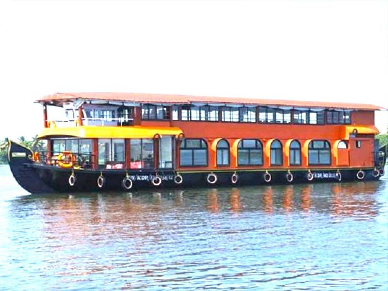 Kollam Houseboat Packages