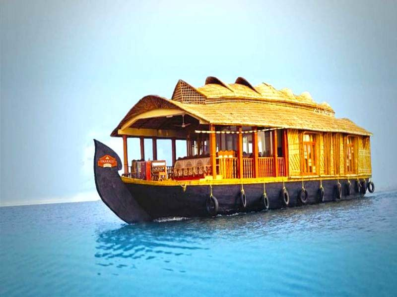 Luxury Houseboats Alleppey Kerala