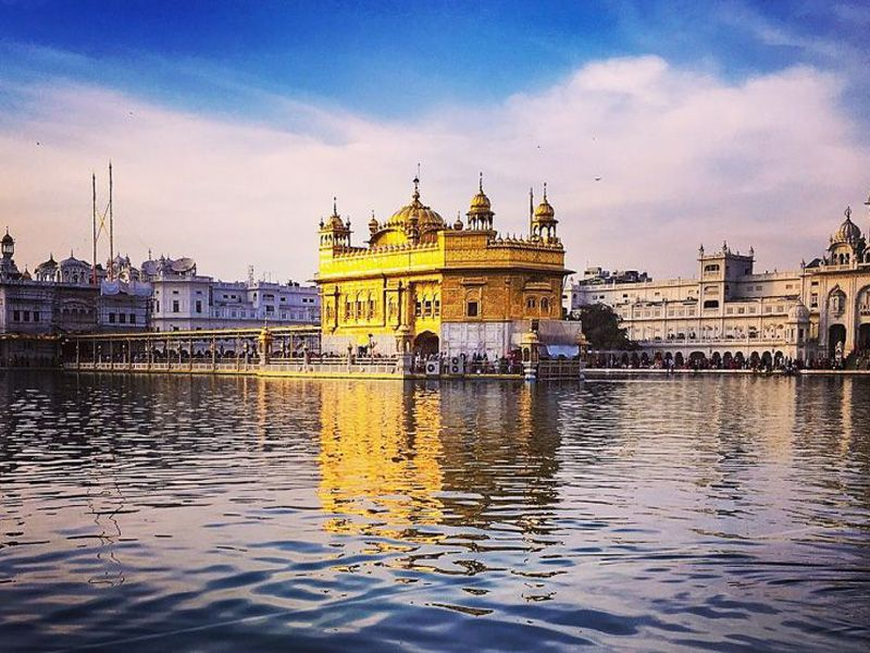 Delhi Agra Jaipur Amritsar Golden Triangle Tour Packages