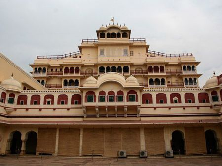 Delhi To Ranthambore Golden Triangle Tour Package