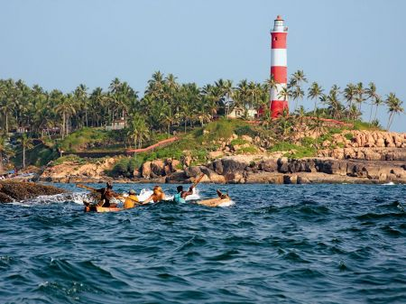 Cochin Honeymoon Package