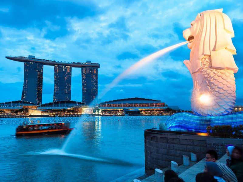Best Tourist Places In Singapore