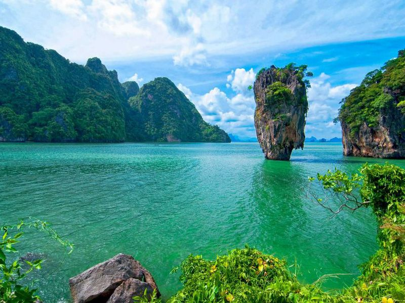 Best Tourist Places In Thailand