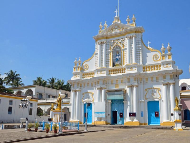 Tour Destination In Pondicherry