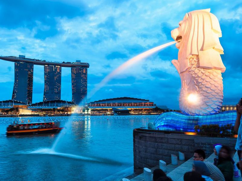 Wonderfull Places To Visit In Singapore