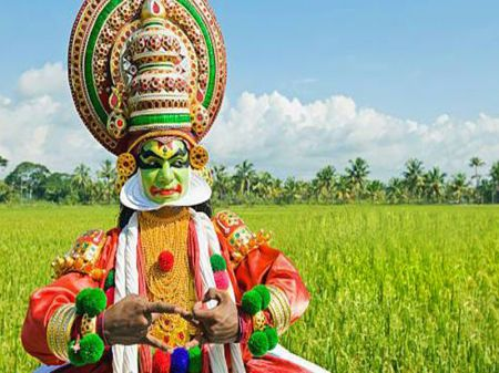 Blogs For Kathakali Origin