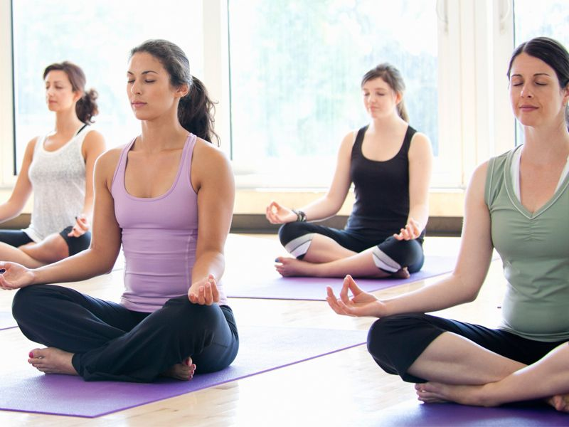 Yoga And Meditation Tours In India