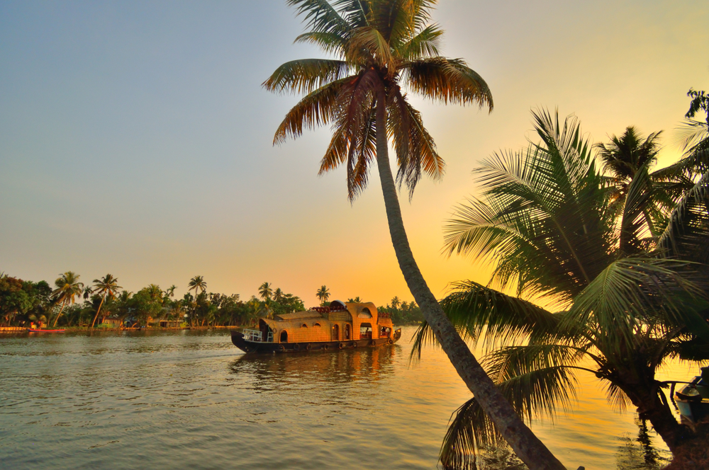 Top 6 Tourist Destinations in Kerala