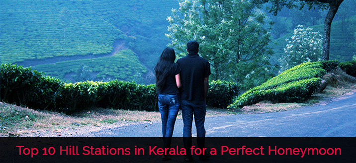 Top 10 Hill Stations in Kerala for a Perfect Honeymoon