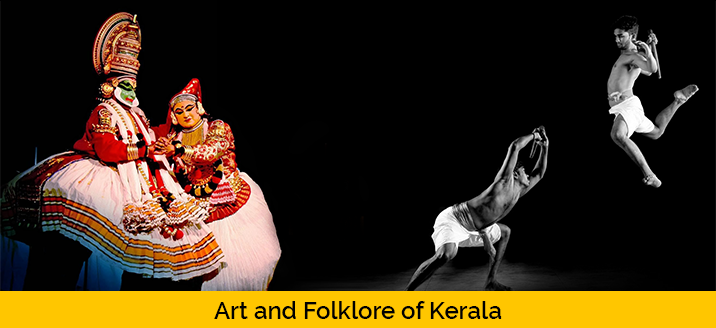Art and Folklore Kerala