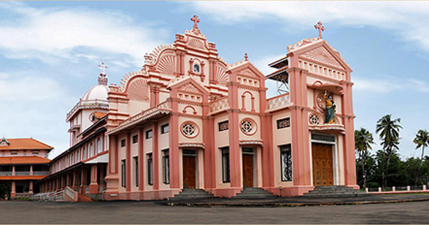 Churches in thrissur