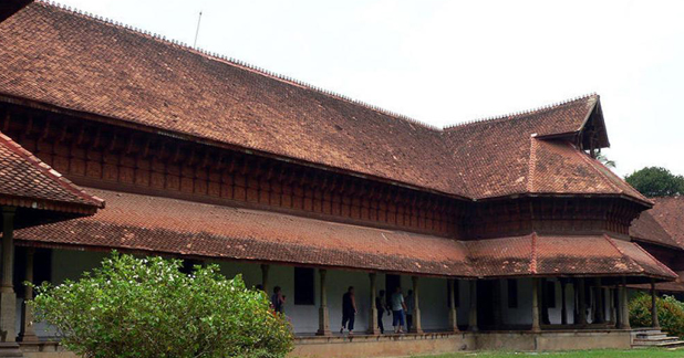 Hill Palace Museum in Thripunithara
