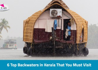 Top backwaters in kerala