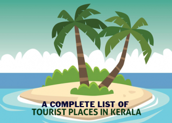 List of Tourist Places in Kerala