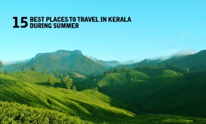 Best places to travel in Kerala during summer