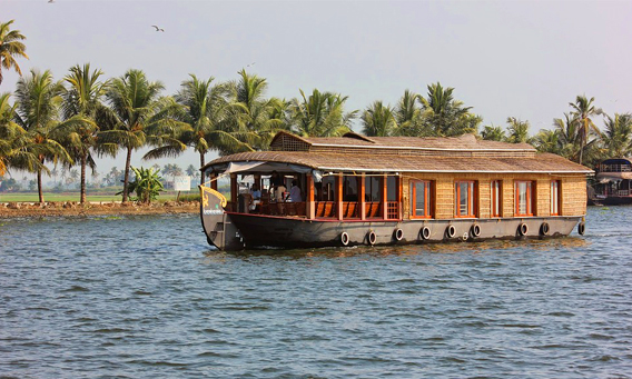book your house boat