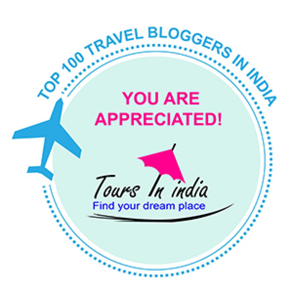 100 Travel bloggers in India