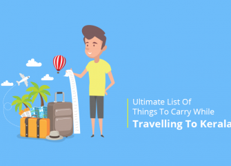 Packing list for Kerala trip