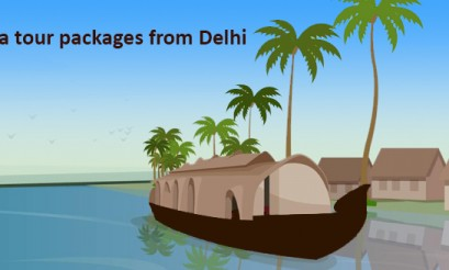 Kerala Tour Packages from Delhi